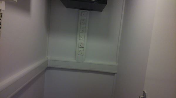 Dado trunking & Server Sockets