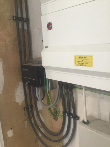 Domestic Consumer Unit - (Fuse board)